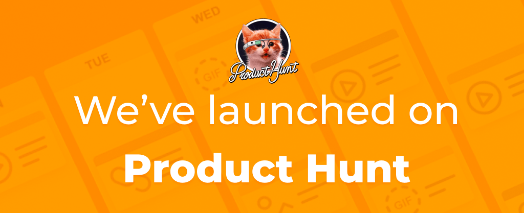 Product Hunt Launch!